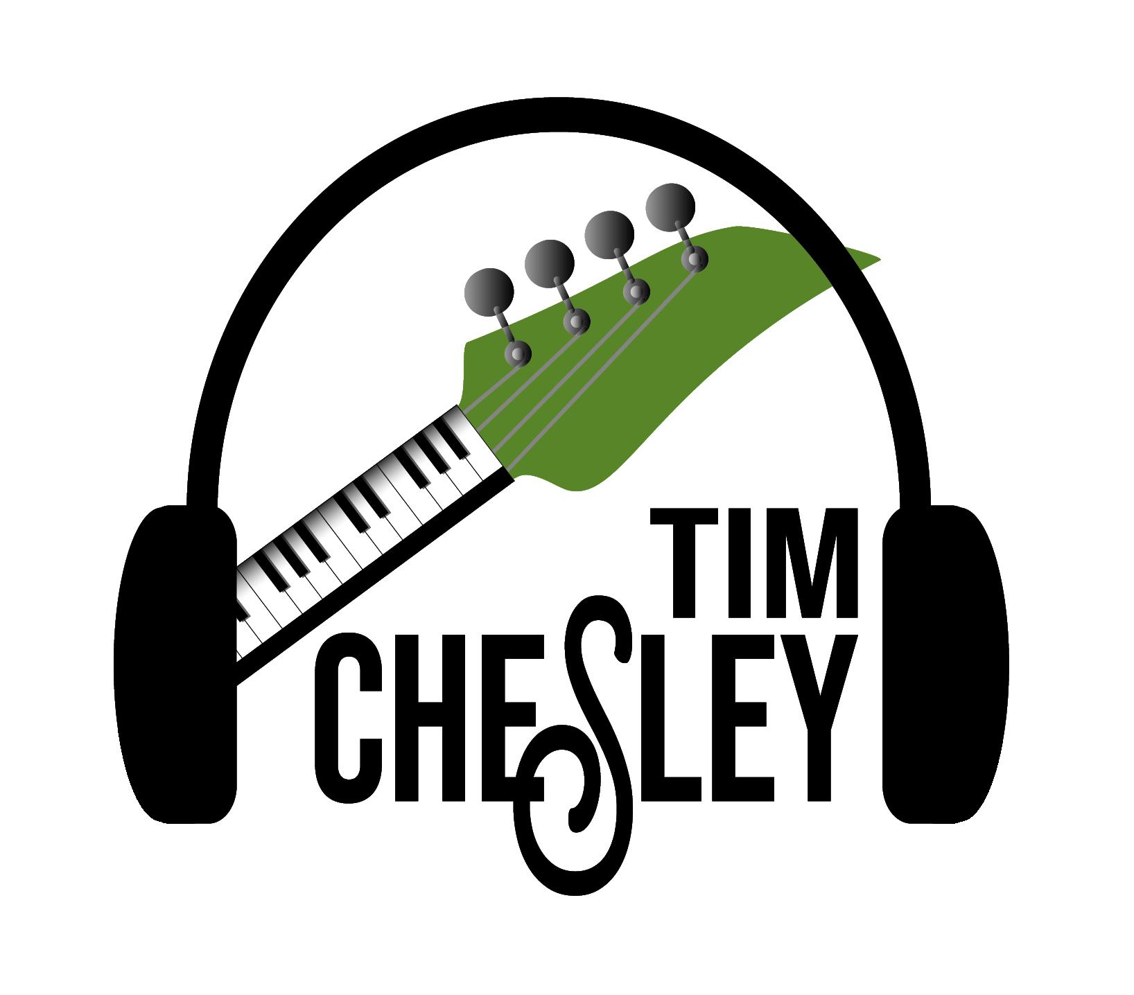 logo de tim Chesley chanteur auteur compositeur
